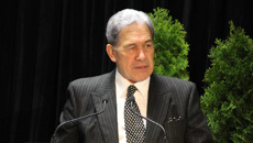 Shane Te Pou: Winston Peters lashes out at National