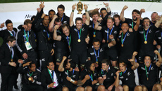 A Captain's Cup Podcast: Richie McCaw 2011