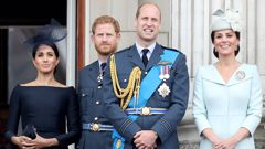 Prince Harry says that the two are on different paths. (Photo / Getty)