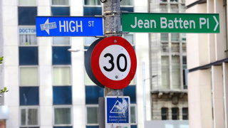 Auckland Transport approves speed limits cut in CBD