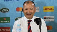 Eddie Jones made the bold claim yesterday. (Photo / Photosport)