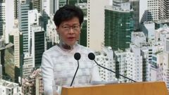 Carrie Lam has been the source of many of the protests. (Photo / CNN)