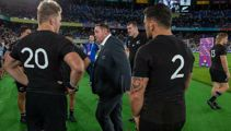 'Want to spend time outside': Hansen snaps at NZ reporter