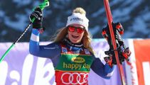 Kiwi skier Alice Robinson makes history with World Cup win