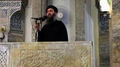Abu Bakr al-Baghdadi (Reuters via CNN).