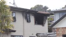 One dead after large house fire in Manurewa
