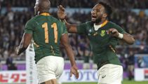 South Africa dominate England to win RWC 2019
