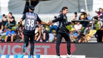 Ross Taylor reviewing the 1st Black Caps game of the summer, going down to England