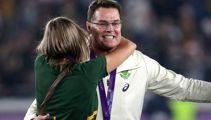 Springboks' coach surprising view: 'Pressure is having a relative murdered'
