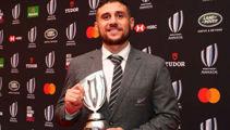 'Truly inspiring': All Black TJ Perenara praised for awards speech