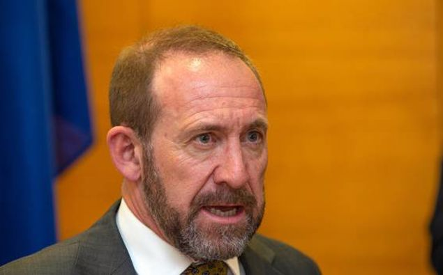 Treaty Negotiations Minister Andrew Little. (Photo / File)