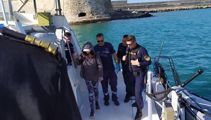 Kiwi woman gets rescued after dinghy misadventure in Greece