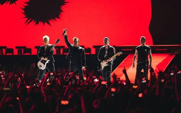 U2 bassist Adam Clayton thrilled to bring Joshua Tree tour to NZ