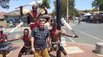 Mike Yardley: Stark impressions in Johannesburg