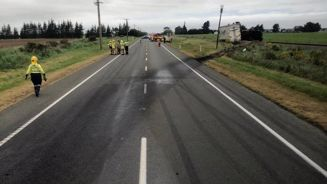 Two dead, seven injured in Canterbury crash