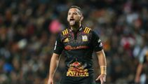 Aaron Cruden returns to Chiefs for 2020 Super Rugby season