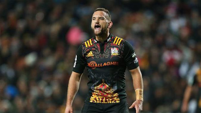 Aaron Cruden last played for the Chiefs in 2017. (Photo / Photosport)