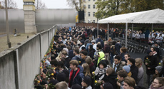 Germany recognises 30 years since opening of the Berlin Wall