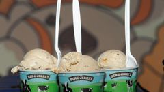 Ben & Jerry's is facing a lawsuit accusing parent company of false advertising. (Photo / Getty)