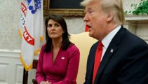 Nikki Haley: Top aides tried to recruit me to 'save the country'