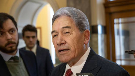 Winston Peters fact-check: $18,000 repayment amount 'demonstrably false' in 2017