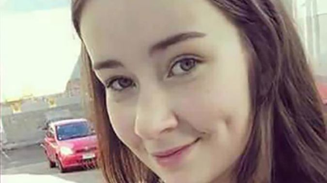Amber-Rose Rush was killed in her Dunedin bedroom.(Photo / Supplied)