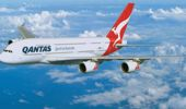 Qantas wants to be carbon zero by 2050. (Photo / Supplied)