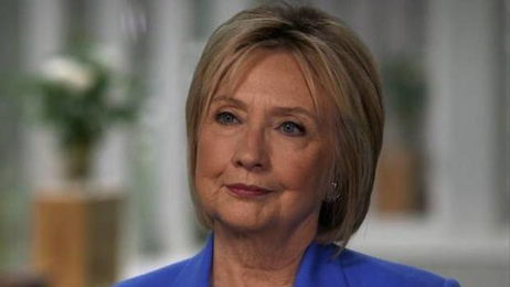 Hillary Clinton: 'Many, many people' pressuring me to run in 2020