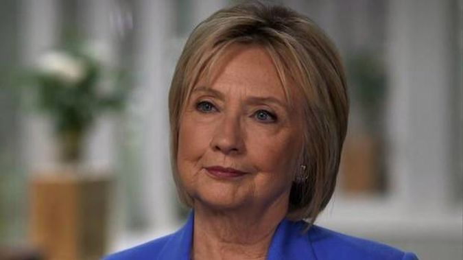 The former presidential candidate says it is not in her plans. (Photo / CBS)