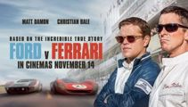 Win tickets to Ford v Ferrari
