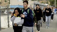 Richard Arnold: California school shooting leaves one dead, three injured