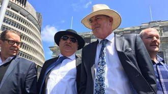 'Things got a bit heated' - Shane Jones on calling farmers 'rednecks'