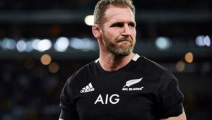 Kieran Read Photo/NZ Herald