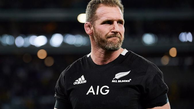 Kieran Read: I want to be remembered as someone who put it all on the field