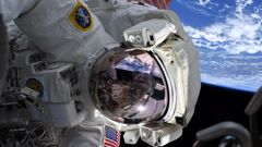 Spaceflight's challenges could help those going through chemotherapy. (Photo / CNN)