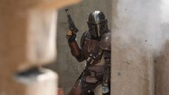 The Mandalorian is one of the key launch shows for the new service. (Photo / Disney)