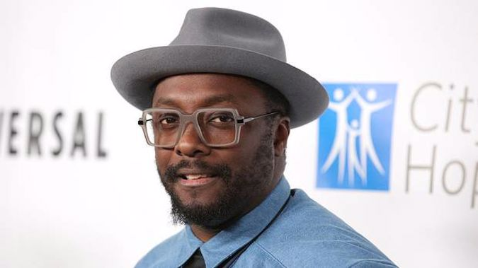 Recording artist Will.i.am is heading to New Zealand. Photo / Getty Images