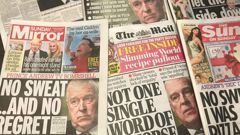 British newspapers have not been kind to the Prince. (Photo / CNN)
