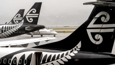 Thousands of customers affected as Air New Zealand changes holiday flights