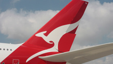 Qantas completes world's longest flight from London to Sydney