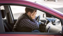 Obvious mistakes resulting in restricted driving test failures