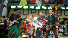 Coldplay share exclusive peek at lyrics with Otago Daily Times