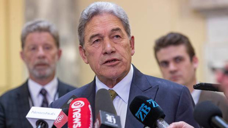 Kate Hawkesby: Is this Winston Peters' year of disaster?