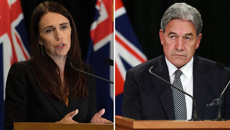Simon Bridges: Jacinda Ardern must take charge in donations drama