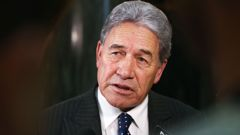 NZ First leader and Deputy PM Winston Peters. (Photo / Getty)