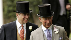 Prince Charles urged to exile brother, Prince Andrew