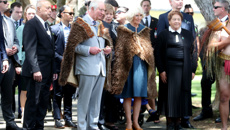 Charles and Camilla's visit to Waitangi 'not a big deal at all'