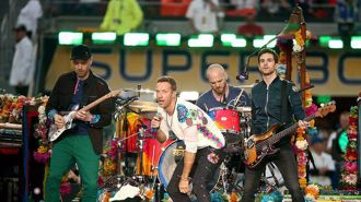 Otago Daily Times chuffed after being picked by Coldplay