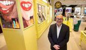 David Jones chief executive Ian Moir inside the Australian department store chain's Auckland store. (Photo / Brett Phibbs)