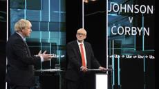 Rod Liddle: Boris Johnson and Jeremy Corbyn spar in UK election debate